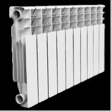 Алюминиевый 500/80 10-секц радиатор отопления SIEGERN