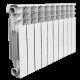 Биметаллический секционный радиатор отопления SIEGERN