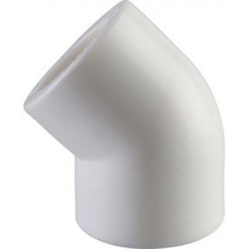 Угол/Отвод полипропиленовый 63 - 45 ° VIKMA