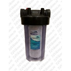 Колба фильтр тонкой очистки  Вig Вlue 10  (прозрачный)
