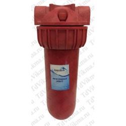 Фильтр тонкой очистки для горячей воды с картриджем Ø 1/2