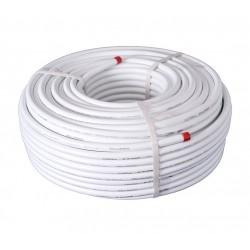 Труба металлопластиковая бесшовная  TIM Ø20х2 мм, (1 м)